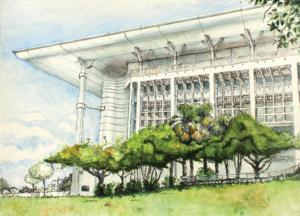 Gudrun Groh Design Parliament House Darwin